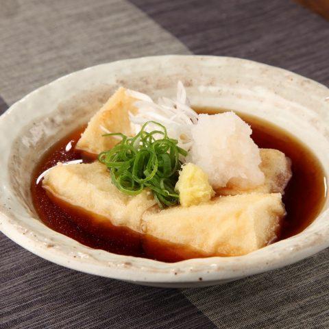 揚げ出し豆腐_横